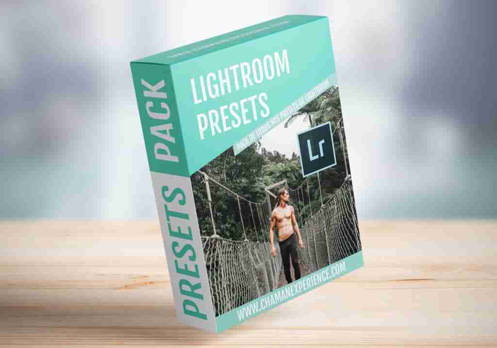 pack completo presets lightroom