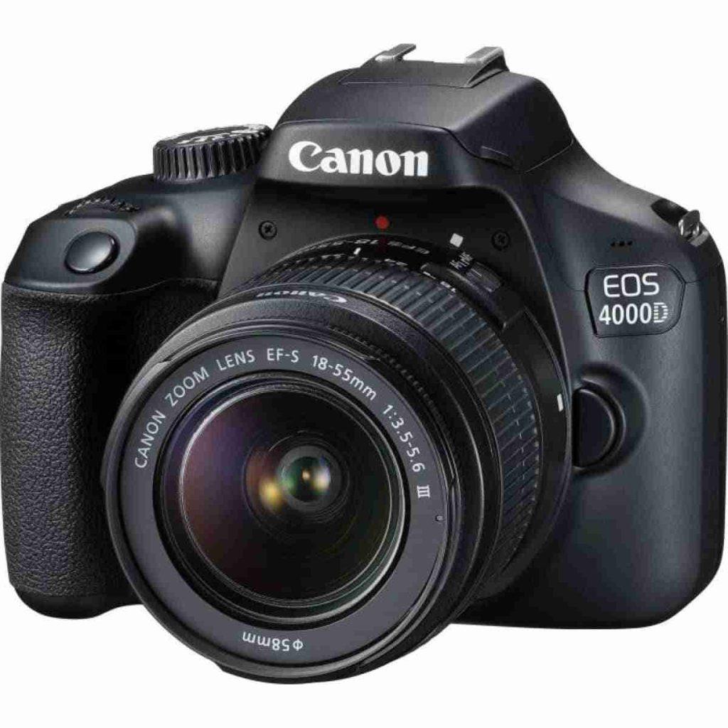 cámara reflex
