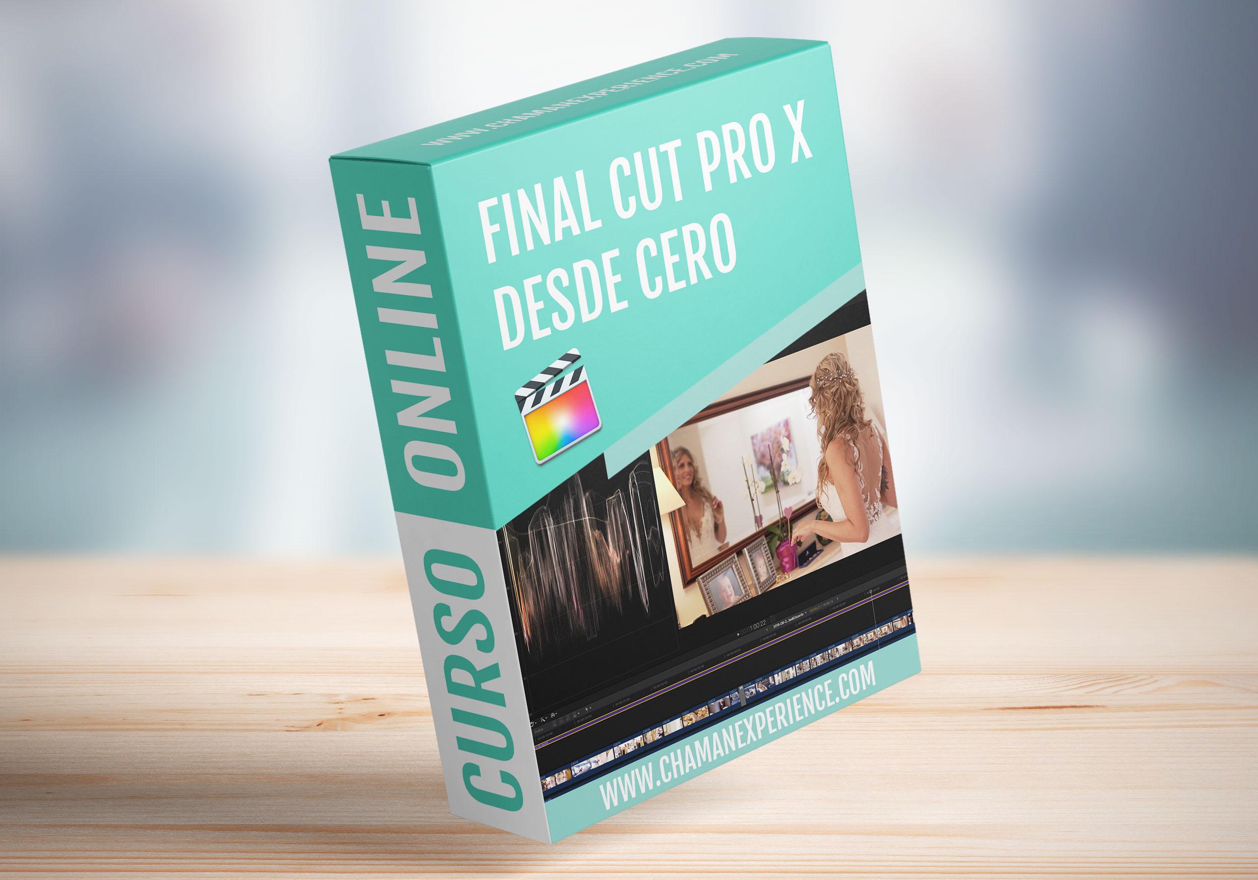 curso básico de final cut pro x