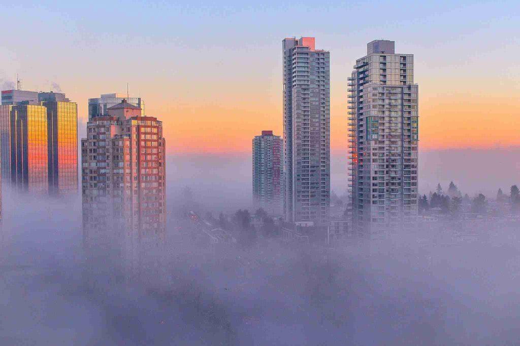 fotografía urbana paisaje