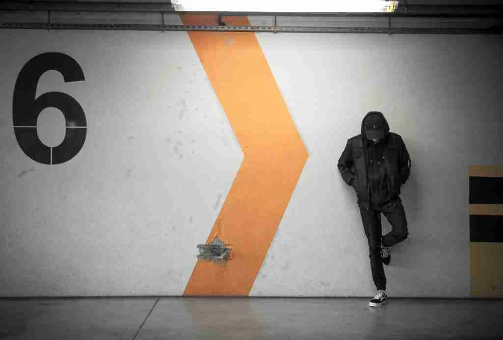 fotografía urbana robado