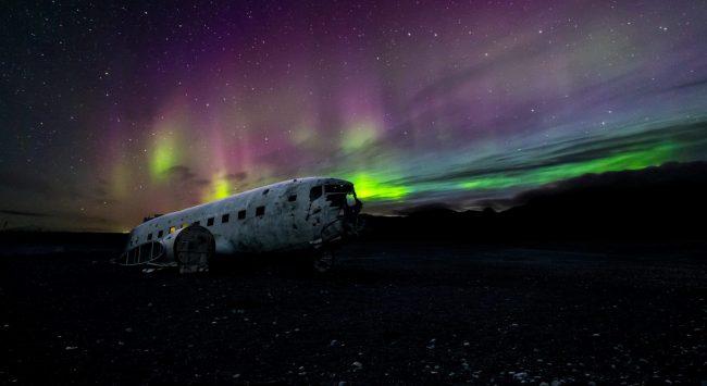 ¿Cómo fotografiar auroras boreales en Islandia? | X TRUCOS